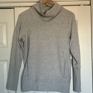 Lululemon Scoop Neck Sweatshirt